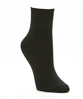 HUE Cotton Low-Cut Ankle Body Socks