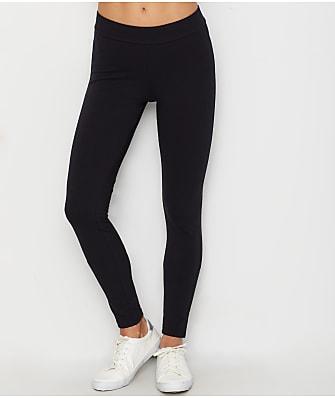HUE Black Out Leggings