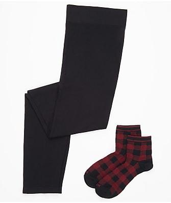HUE Legging & Sock Lets Get Cozy Set