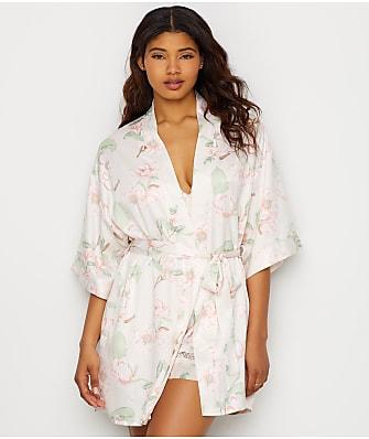 2a3f61acb9ab Jezebel Kimono Satin Robe