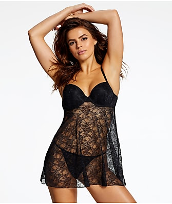Jezebel Angel Lace Babydoll Set