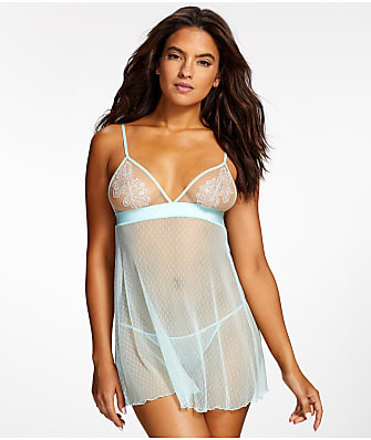Jezebel Kirara Wireless Babydoll Set