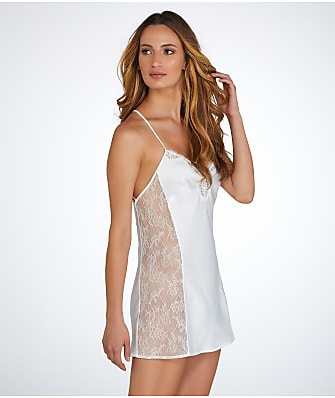 Jezebel Sonia Wireless Satin Chemise