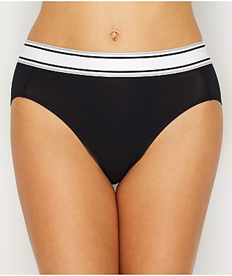 Jockey Retro Stripe Hi-Cut Brief