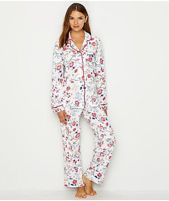 Karen Neuburger Girlfriend Knit Pajama Set