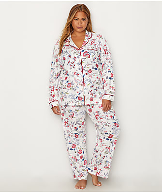 Karen Neuburger Plus Size Girlfriend Knit Pajama Set