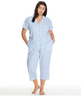 Karen Neuburger Plus Size Girlfriend Knit Pajama Set