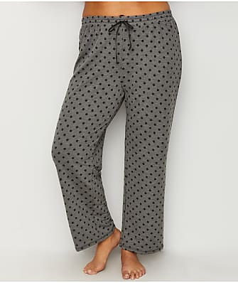 Karen Neuburger Plus Size Classic Knit Lounge Pants