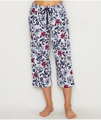 Karen Neuburger Knit Capri Pajama Pants