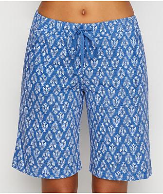 Karen Neuburger Knit Bermuda Shorts