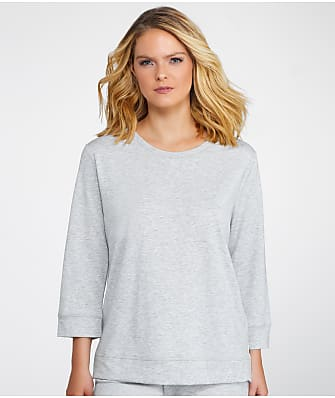 Karen Neuburger Knit Lounge Top