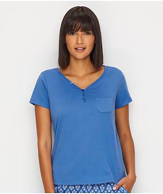 Karen Neuburger Knit Sleep T-Shirt