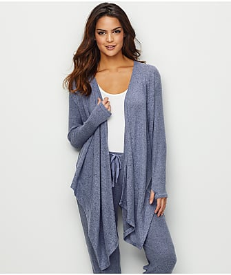 Karen Neuburger Slumber Party Knit Lounge Jacket