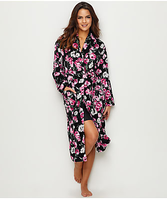 Karen Neuburger Shawl Collar Terry Robe