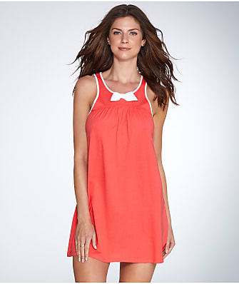 kate spade new york Knit Bow Chemise