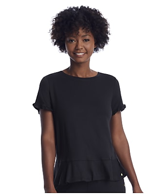 kate spade new york Short Sleeve Knit Lounge Top