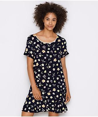 kate spade new york Night Floral Modal Sleep Shirt