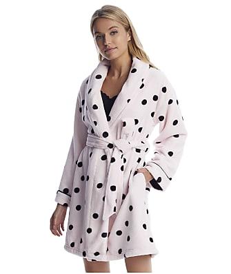 kate spade new york Pink Dot Chenille Robe