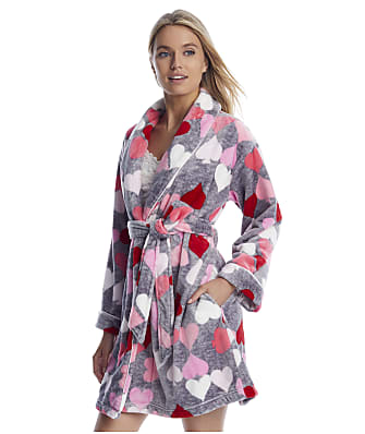 kate spade new york Heart Chenille Robe