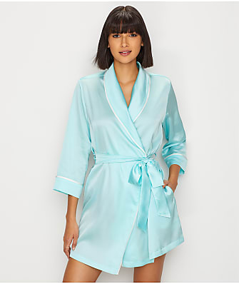 kate spade new york Charmeuse Happily Ever After Robe