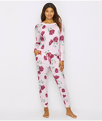 kate spade new york Mums Sweater Knit Pajama Set