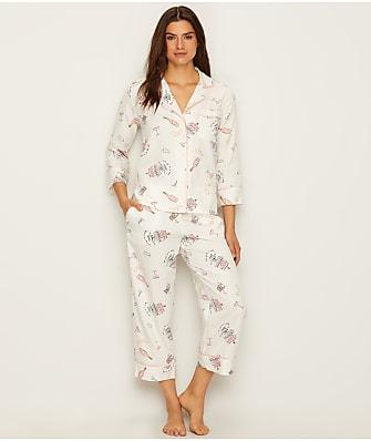 kate spade new york Woven Bridal Pajama Set