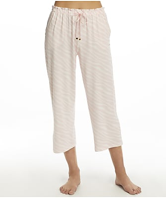 kate spade new york Soft Knit Cropped Pajama Pants