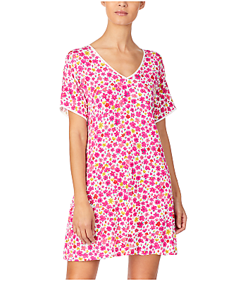 kate spade new york Marker Floral Modal Sleep Shirt