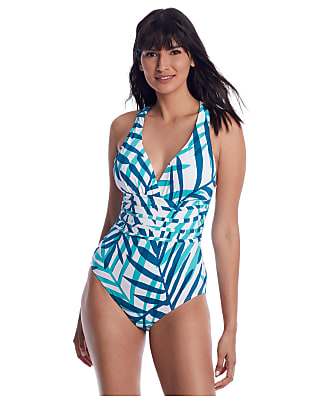 La Blanca Vista Mirage Strappy One-Piece
