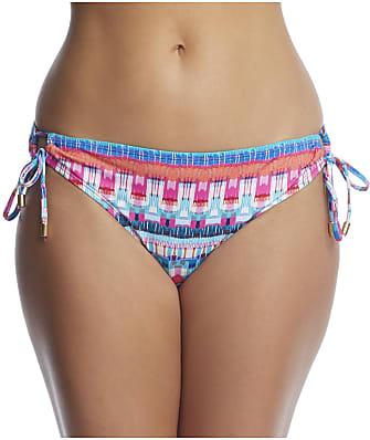 La Blanca Global Jive Side Tie Bikini Bottom