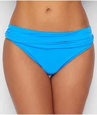 La Blanca Island Goddess Banded Hipster Bikini Bottom
