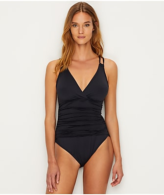 La Blanca Island Goddess Underwire One-Piece