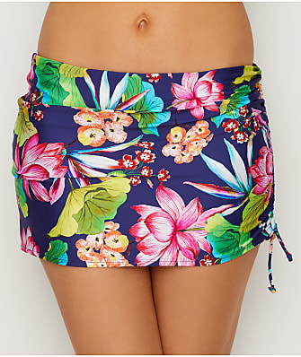 La Blanca Bora Bora Skirted Bikini Bottom