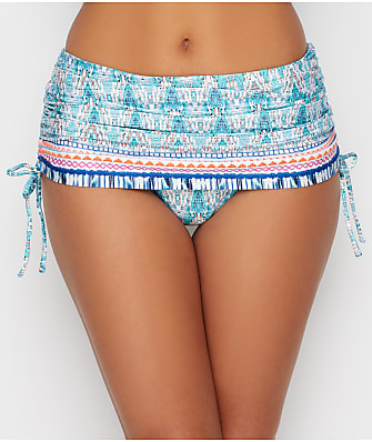 La Blanca Milano Skirted Bikini Bottom