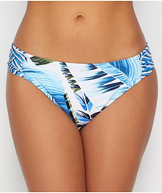 La Blanca Two Cool Side Shirred Bikini Bottom