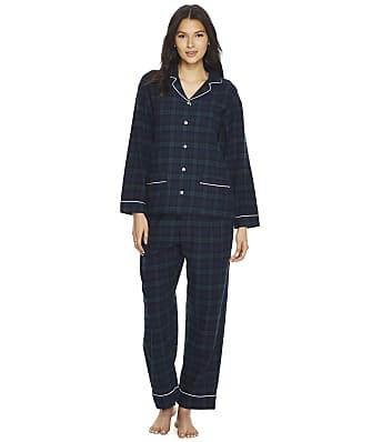 Lanz of Salzburg Cotton Flannel Pajama Set