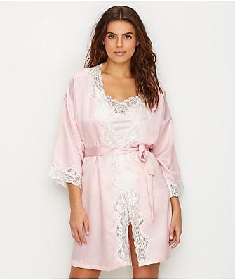 Lauren Ralph Lauren Woven Satin Robe