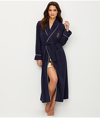 Lauren Ralph Lauren Long Shawl Collar Robe
