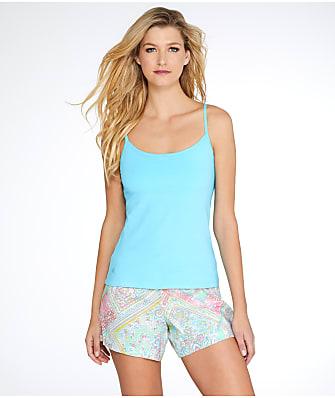 Lauren Ralph Lauren Classic Pajama Short Set