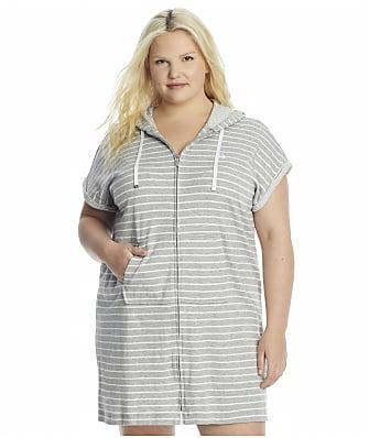 Lauren Ralph Lauren Plus Size Drop Shoulder Knit Lounger