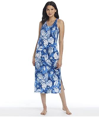 Lauren Ralph Lauren Sleeveless Maxi Knit Nightgown
