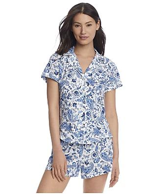 Lauren Ralph Lauren Plus Size Knit Boxer Pajama Set