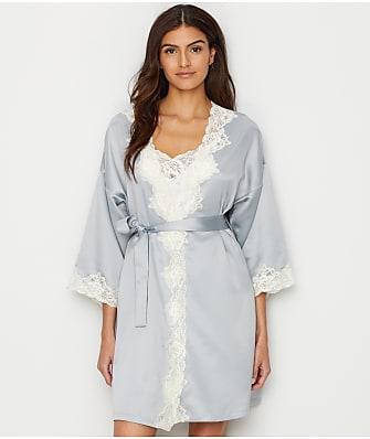 Lauren Ralph Lauren Satin Kimono Robe