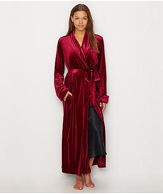 Lauren Ralph Lauren Shawl Collar Velvet Robe
