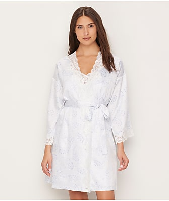 Lauren Ralph Lauren Signature Satin Robe