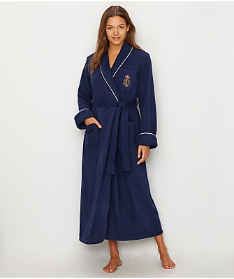 Lauren Ralph Lauren Dalton Shawl Collar Fleece Robe