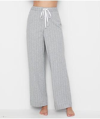 Lauren Ralph Lauren Classic Stripe Knit Pajama Pants