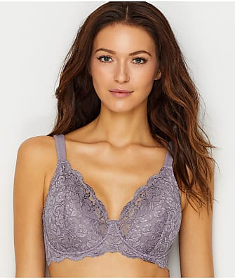 Leading Lady Scalloped Lace Bra