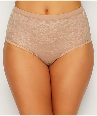 Le Mystère Lace Perfection Brief