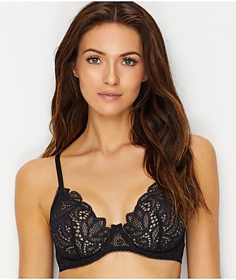 Lepel Charlie Sheer Lace Bra
